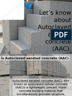 Autoclaved Aerated Concrete Block Machine Manufacturers - 2k Technologies