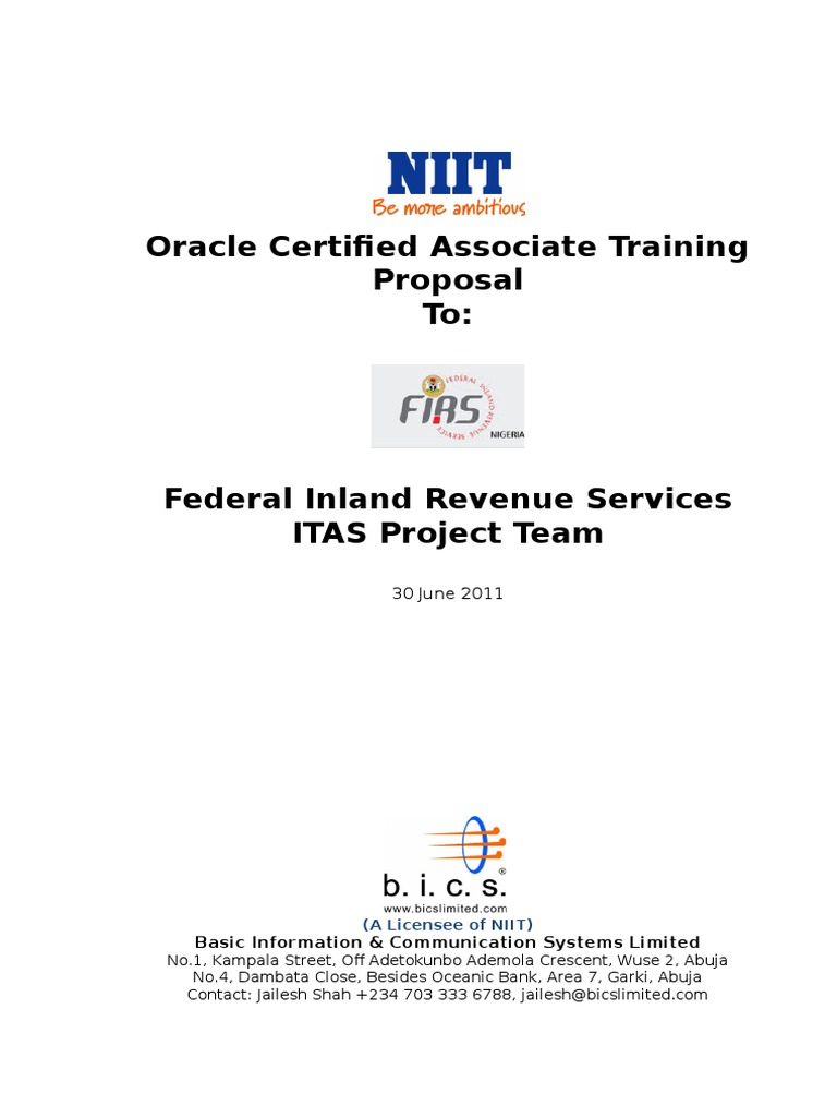 Training Proposal Template Command Line Interface Comp Tia