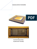 Microprocessor System Activity Manual