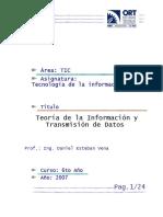 Teoría de la Información y Transmisión de Datos - TI U2 v1.pdf