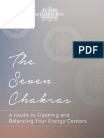 The Seven Chakras - Deepak Chopra