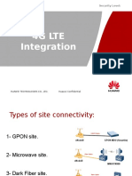 4G LTE Integration Training