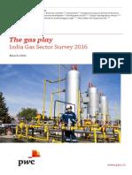 India Gas Sector Survey 2016