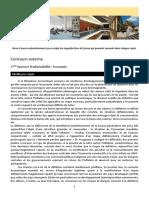 2 - Concours externe - Economie.pdf