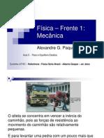 Mecânica - Aula 5