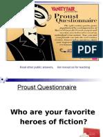 ProustQuestionnaire.ppt