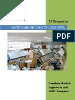 Apostila de Materiais de Construcao Civil