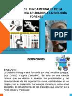 Introducción Biología Forense
