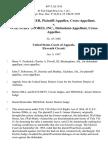 Lana E. Garner, Cross-Appellant v. Wal-Mart Stores, Inc., Cross-Appellee, 807 F.2d 1536, 11th Cir. (1987)