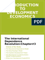 Development Economics Model