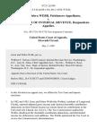 Gene and Debra Webb v. Commissioner of Internal Revenue, 872 F.2d 380, 11th Cir. (1989)