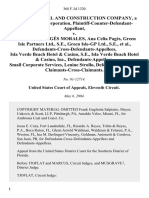 Ambrosia Coal v. Hector Carlos Pages Morales, 368 F.3d 1320, 11th Cir. (2004)