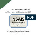 NSAIS16 Proceedings