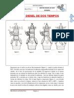 Motor Diesel 2tiempos
