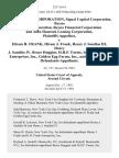 Hbe Leasing Corporation, Signal Capital Corporation, Reyna Leasing Corporation, Reyna Financial Corporation and John Hancock Leasing Corporation v. Hiram H. Frank, Hiram J. Frank, Henry J. Sandlas Iii, Henry J. Sandlas Iv, Bruce Huggins, H.H.F. Farms, Inc., H.H. Frank Enterprises, Inc., Golden Egg Farms, Inc., and Robert Ames, 22 F.3d 41, 2d Cir. (1994)