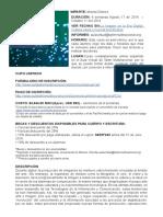 Curso Online La Imagen en La Era Digital Agosto 2016