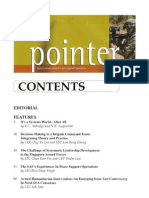 POINTER V30N4 Decision Making in Command Team