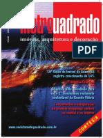 Revista - Metro Quadrado