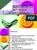 Anak - Glomerulo Nefritis Akut Pasca Streptokokus