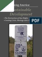 Sustainable Development 101