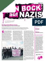 Schülerzeitung Kein Bock auf Nazis
