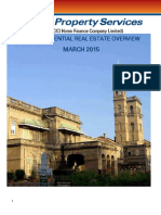 Pune Residential Real Estate 2015 March 2015