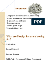 Foreign Investment (4)