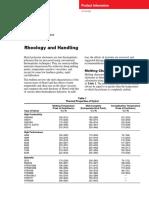 Hytrel Rheology Handling Product Handling
