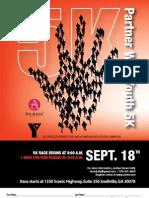 J. M. Tull-Gwinnett Family YMCA 5K Race