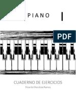 PianoI Para Ingresar Datos Edtoriales