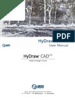 HyDraw CAD900 User Manual