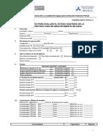 PVICA Formularios Inspección Sistemas