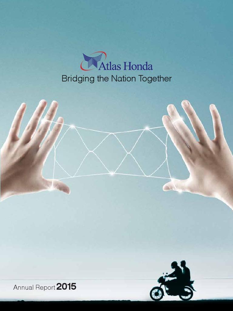 Annual Report 2015 Dividend Financial Statement Atlas Honda Cd 70 Wiring Diagram