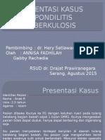 Spondilitis Tb