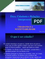 Cidadania e a Sustentabilidade
