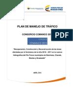 PLAN DE MANEJO DE TRANSITO ESPECIFICO VIAS TERCIARIAS
