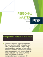PPT PERSONAL MASTERY.ppt