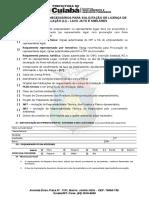 Documentos Para LI Lava Jato