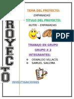 Proyecto Nutri