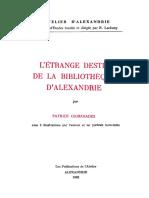 L'etrange destin de la bibliothèque d'Alexandrie.pdf