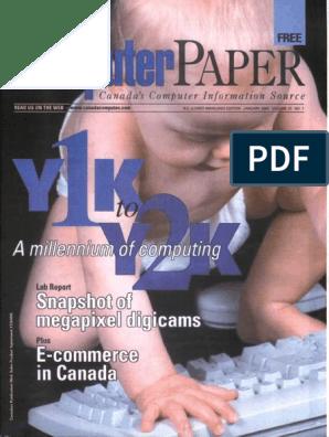 2000-01 the Computer Paper - BC Edition | Aol | Internet Service