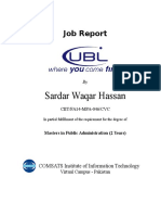 UBL internship Report 2016.doc