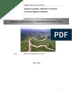 Informe de Cuenca Ocoña