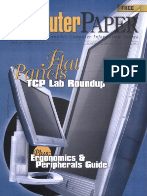 2000-07 the Computer Paper - BC Edition | Human Factors And