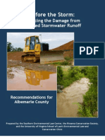 July 2008 Southern Environmental Law Center Report