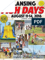 Lansing Fish Days 2016