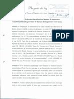 PL Restitución Detracción Del 15 2006 2015 a Pcia BsAs