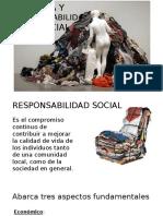 Moda y Responsabilidad Social