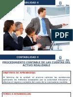 S7 - Curso Contabilidad II 2016 I - Activo Realizable.pptx
