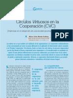 Circulos virtuosos de la gestión en las cooperativas